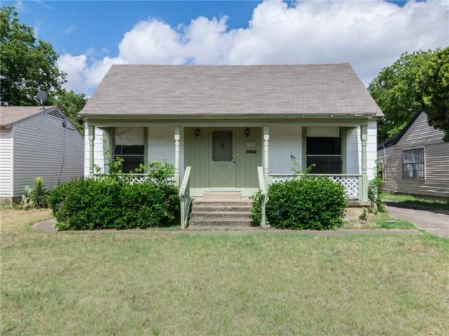 1315 Harlandale Avenue, Dallas, TX 75216 (MLS #13868992) :: Van Poole Properties Group