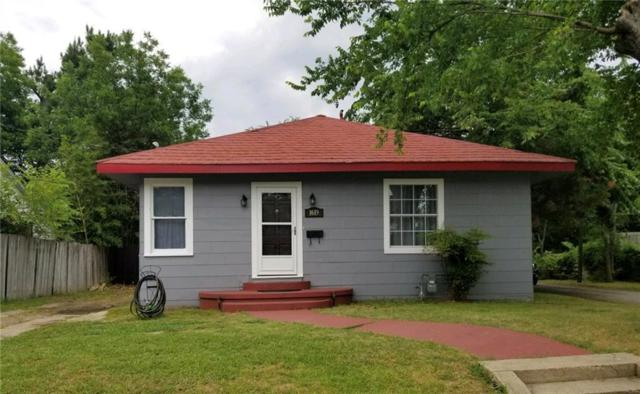1619 Oneal Street, Greenville, TX 75401 (MLS #13868995) :: The Chad Smith Team