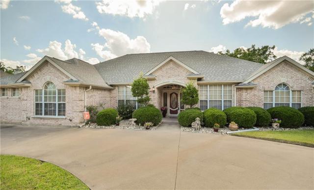 9612 Monticello Drive, Granbury, TX 76049 (MLS #13869027) :: RE/MAX Landmark