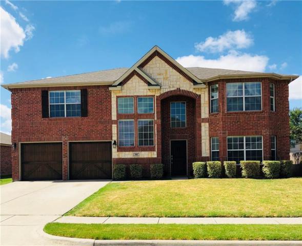 705 Mallard Drive, Saginaw, TX 76131 (MLS #13869031) :: RE/MAX Landmark