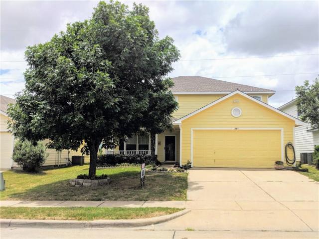 1585 Wildflower Drive, Waxahachie, TX 75165 (MLS #13869043) :: Pinnacle Realty Team