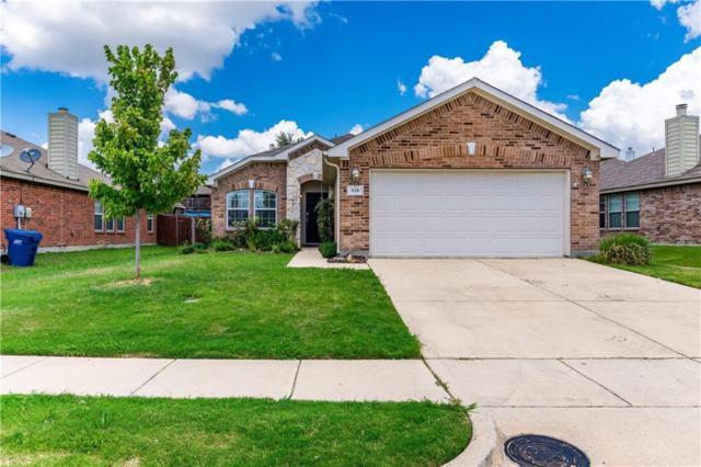 918 Johnson City Avenue, Forney, TX 75126 (MLS #13869103) :: Team Hodnett
