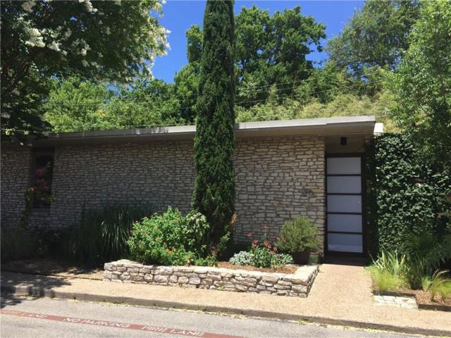 4500 Westridge Avenue #20, Fort Worth, TX 76116 (MLS #13869197) :: Kimberly Davis & Associates