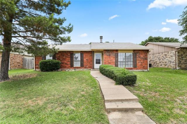 5508 Squires Drive, The Colony, TX 75056 (MLS #13869224) :: NewHomePrograms.com LLC