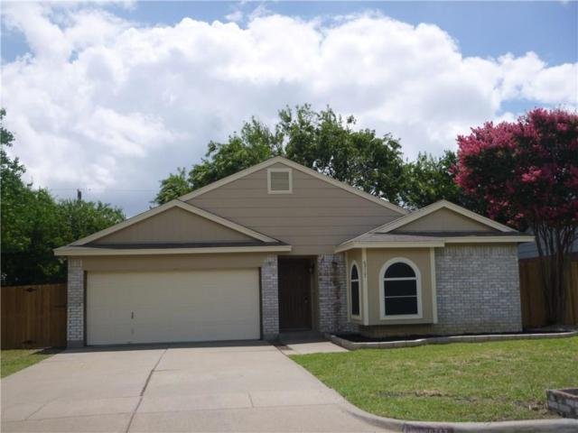 6717 Cherrytree Drive, Arlington, TX 76001 (MLS #13869247) :: RE/MAX Landmark