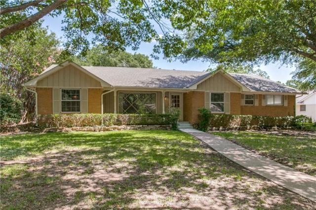 1120 Wildwood Lane, Richardson, TX 75080 (MLS #13869272) :: The Rhodes Team