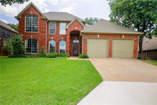 2725 Elmtree Drive, Highland Village, TX 75077 (MLS #13869280) :: Baldree Home Team