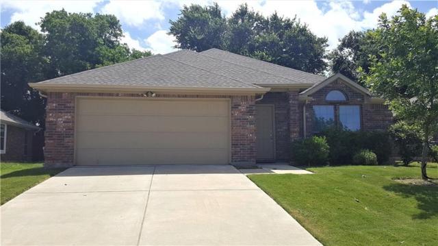 2151 Oakridge Drive, Little Elm, TX 75068 (MLS #13869300) :: Kimberly Davis & Associates