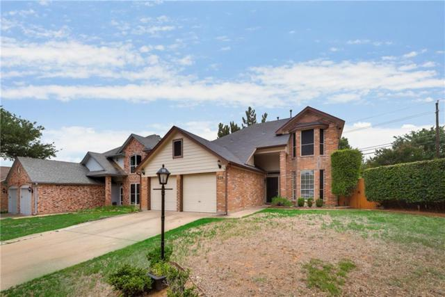 1544 Dublin Circle, Grapevine, TX 76051 (MLS #13869327) :: The Rhodes Team