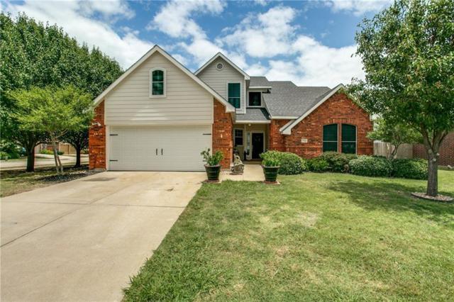 706 Valley Mills Drive, Wylie, TX 75098 (MLS #13869351) :: Baldree Home Team