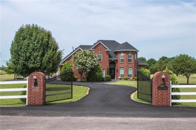 6611 Preston Country Lane, Prosper, TX 75078 (MLS #13869367) :: Frankie Arthur Real Estate