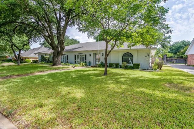 4720 Springwillow Road, Fort Worth, TX 76109 (MLS #13869403) :: The FIRE Group at Keller Williams