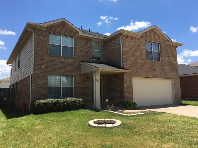 145 Independence Avenue, Venus, TX 76084 (MLS #13869421) :: Magnolia Realty