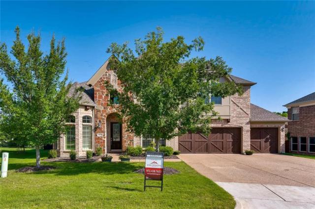 424 Preston Creek Drive, Mckinney, TX 75070 (MLS #13869424) :: RE/MAX Landmark