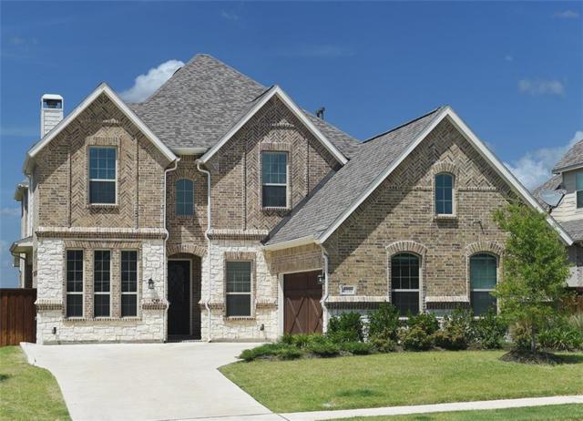 4860 Verbena Way, Prosper, TX 75078 (MLS #13869442) :: Kimberly Davis & Associates