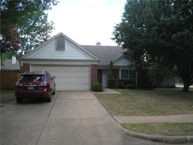 4421 Columbia Street, Grand Prairie, TX 75052 (MLS #13869445) :: The FIRE Group at Keller Williams