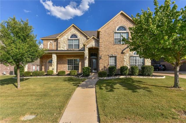 505 Montclaire Drive, Mansfield, TX 76063 (MLS #13869523) :: Magnolia Realty
