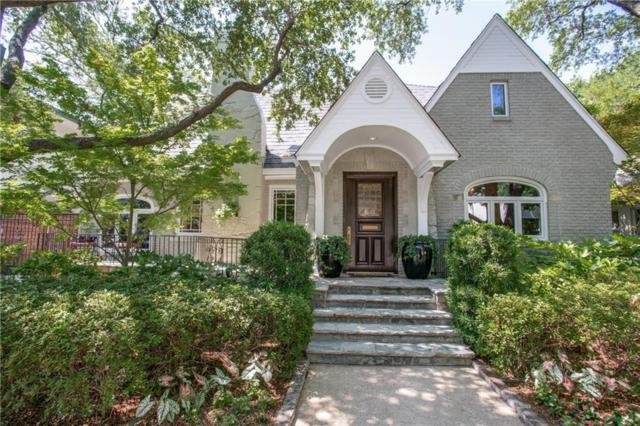 4533 Belclaire Avenue, Highland Park, TX 75205 (MLS #13869548) :: Robbins Real Estate Group