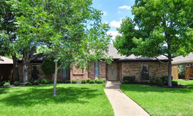 811 Spring Brook Drive, Allen, TX 75002 (MLS #13869576) :: RE/MAX Pinnacle Group REALTORS