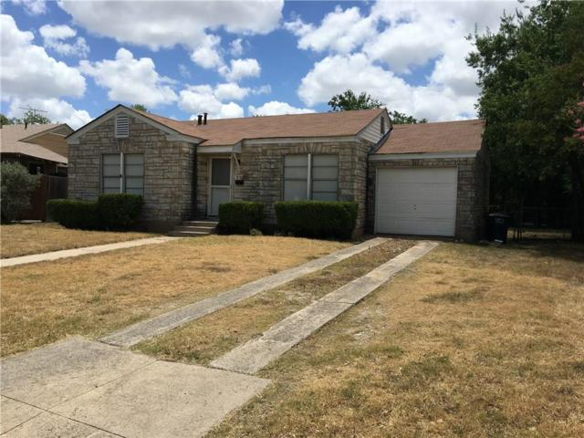 7333 Davenport Avenue, Fort Worth, TX 76116 (MLS #13869651) :: Cassandra & Co.