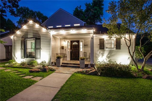 8602 Angora Street, Dallas, TX 75218 (MLS #13869758) :: Team Hodnett