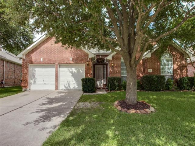 1121 Sugarberry Lane, Flower Mound, TX 75028 (MLS #13869762) :: Frankie Arthur Real Estate
