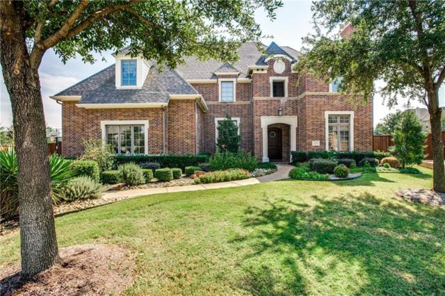 105 Olympia Lane, Coppell, TX 75019 (MLS #13869789) :: Team Hodnett