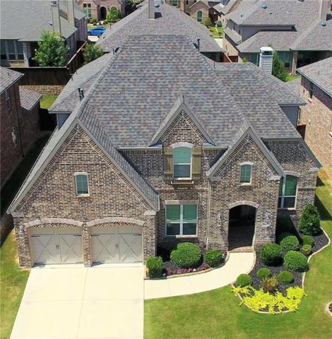 1409 Verbena Lane, Lantana, TX 76226 (MLS #13869805) :: Team Hodnett