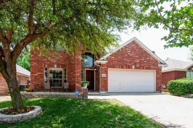 4640 Gila Bend Lane, Fort Worth, TX 76137 (MLS #13869818) :: Van Poole Properties Group