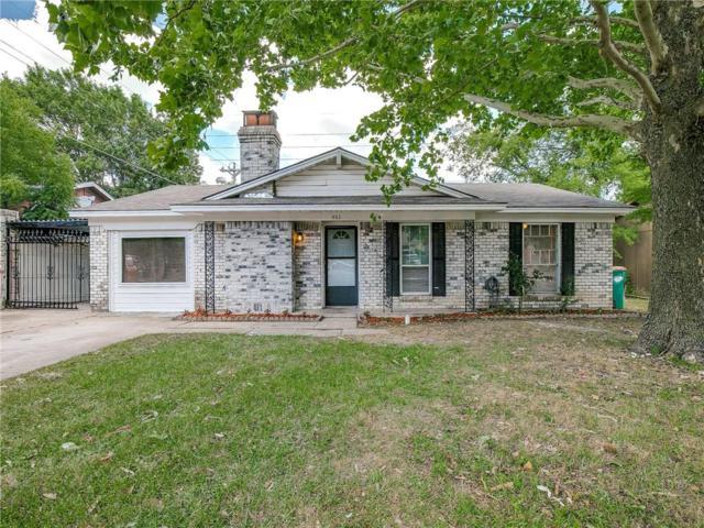 403 Hastings Drive, Cedar Hill, TX 75104 (MLS #13869819) :: Kimberly Davis & Associates