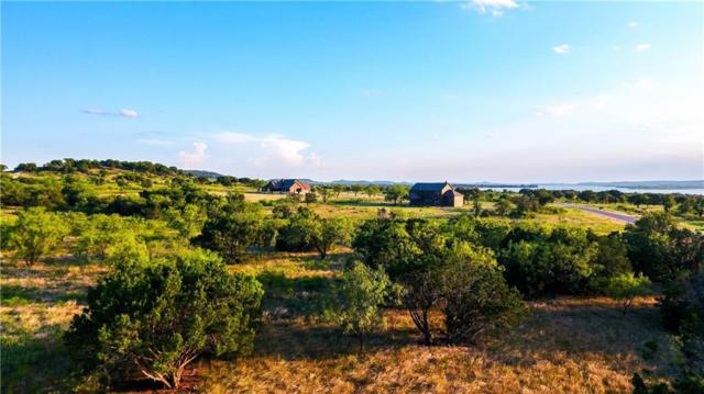LT974 Bald Eagle Court, Possum Kingdom Lake, TX 76449 (MLS #13869836) :: Van Poole Properties Group