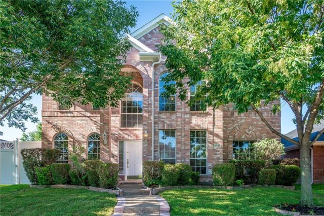 5831 Bentley Lane, The Colony, TX 75056 (MLS #13869900) :: Robinson Clay Team