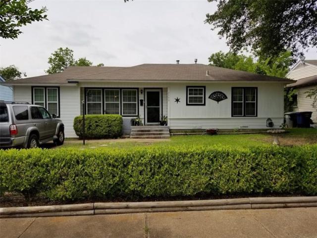 2503 Winthrop Drive, Dallas, TX 75228 (MLS #13869905) :: Kindle Realty
