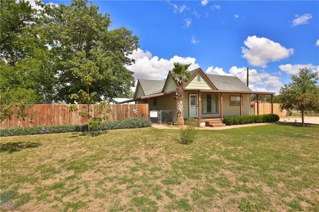 226 N Birch Street, Trent, TX 79561 (MLS #13869928) :: The Mitchell Group