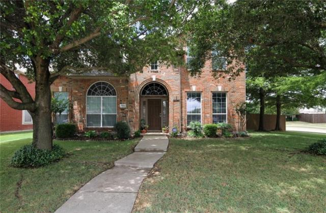 7753 Ravenhill Drive, Frisco, TX 75035 (MLS #13869932) :: Pinnacle Realty Team