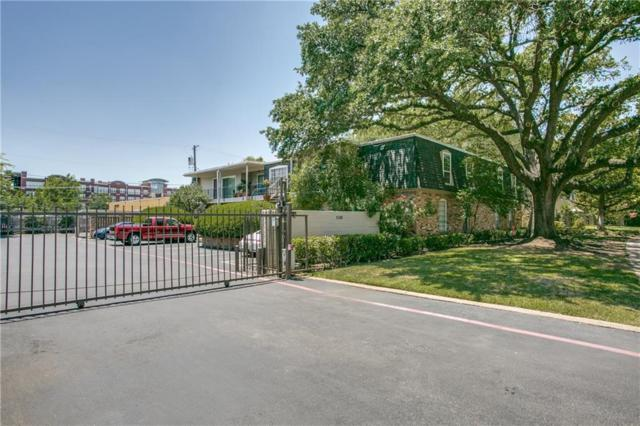 5303 Fleetwood Oaks Avenue #278, Dallas, TX 75235 (MLS #13869934) :: Kindle Realty