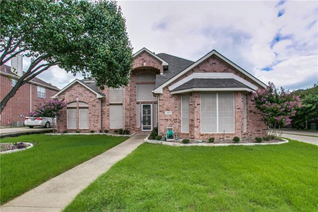 428 Sumac Court, Murphy, TX 75094 (MLS #13869981) :: RE/MAX Town & Country