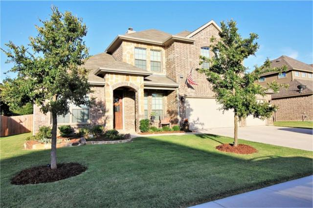 6432 Azur Meadows Drive, Burleson, TX 76058 (MLS #13870033) :: The FIRE Group at Keller Williams