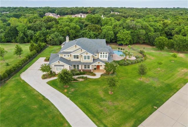 1450 Three Bridges Drive, Flower Mound, TX 75022 (MLS #13870045) :: Frankie Arthur Real Estate