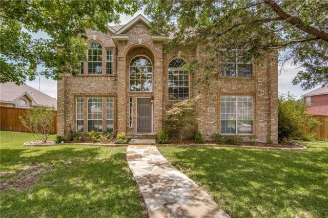 1413 Summerhill Drive, Carrollton, TX 75007 (MLS #13870082) :: Baldree Home Team