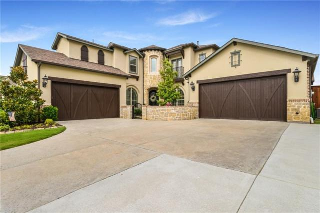 7347 Kentwood Drive, Frisco, TX 75034 (MLS #13870086) :: Kimberly Davis & Associates