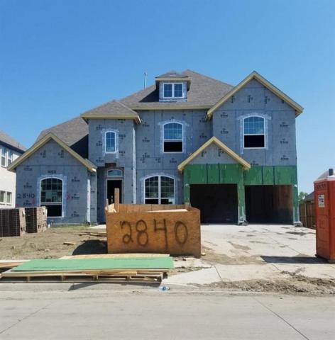 2840 Clearwater Drive, Prosper, TX 75078 (MLS #13870091) :: Kimberly Davis & Associates