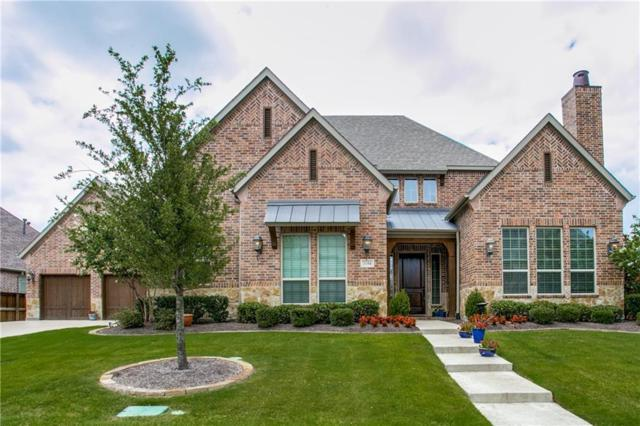 3104 Callander, The Colony, TX 75056 (MLS #13870092) :: The Real Estate Station