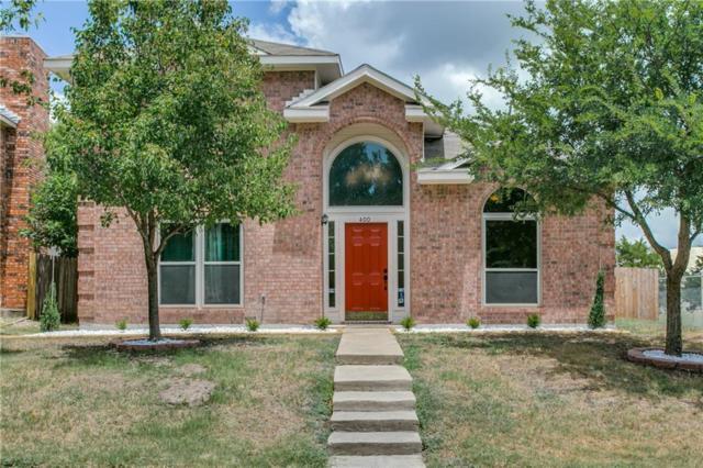 400 Flameleaf Lane, Cedar Hill, TX 75104 (MLS #13870129) :: Kimberly Davis & Associates