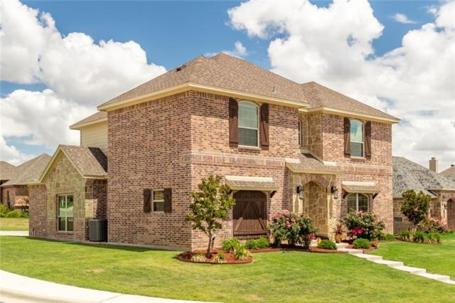 210 Emilie Court, Weatherford, TX 76087 (MLS #13870132) :: The FIRE Group at Keller Williams