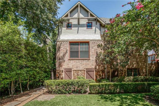 3444 Rankin Street B, University Park, TX 75205 (MLS #13870188) :: Robbins Real Estate Group