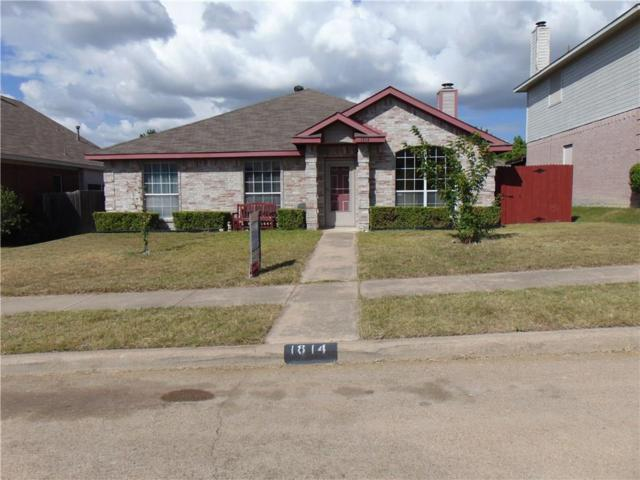 1814 Taylor Street, Cedar Hill, TX 75104 (MLS #13870242) :: Pinnacle Realty Team
