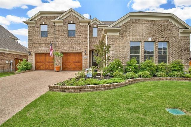 836 Southern Hills Way, Savannah, TX 76227 (MLS #13870246) :: Robinson Clay Team
