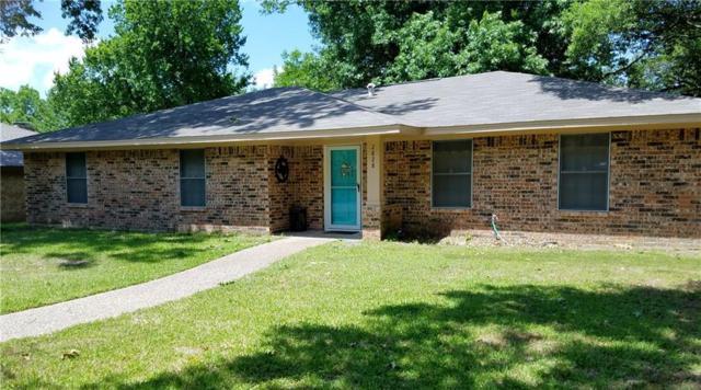 2828 Hillcrest Drive, Corsicana, TX 75110 (MLS #13870255) :: The Rhodes Team