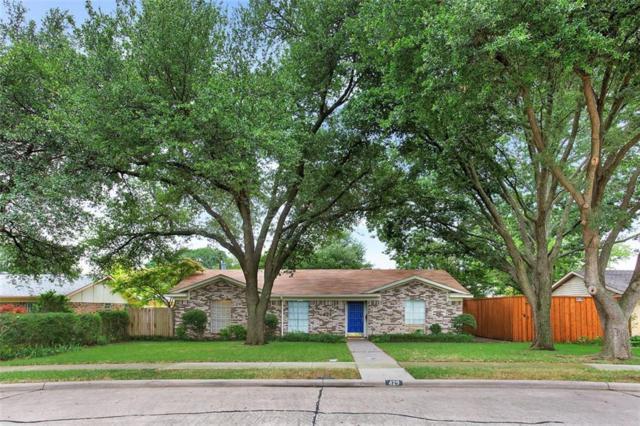429 Cambridge Drive, Richardson, TX 75080 (MLS #13870259) :: Robbins Real Estate Group